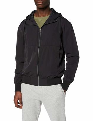 Urban Classics Men's Nylon Windbreaker Jacket