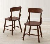 Hudson Kid Chair Set of 2, Tuscan