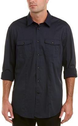 John Varvatos Slim-Fit Woven Shirt