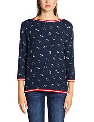 Street One Women's 3169 CIA T-Shirt,10 (Size: )