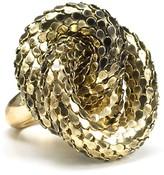Kara By Kara Ross Snake Knot Ring