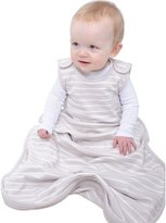 Baby Sleeping Sack from Woolino, 4 Season, Merino Wool Infant Sleeping Bag, 2mo-2yrs