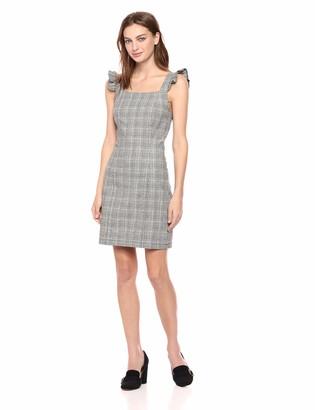 Jack by BB Dakota Junior's Megan Draper Glencheck Dress