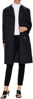 Balenciaga Women's Cotton Trench Coat