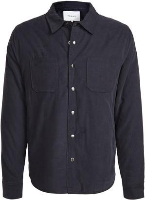 Frame Corduroy Shirt Jacket
