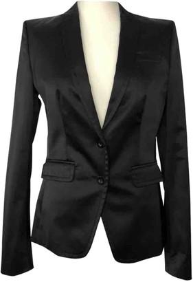 Drykorn Black Cotton Jacket for Women