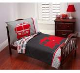 Carter's Fire Truck 4-Piece Toddler Bedding Set