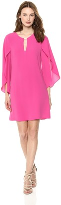 Calvin Klein Women's Flowy Easy to WEAR Dress