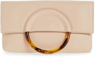 BP Ring Handle Classic Clutch