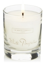 The White Company White Pompelmo Signature Candle
