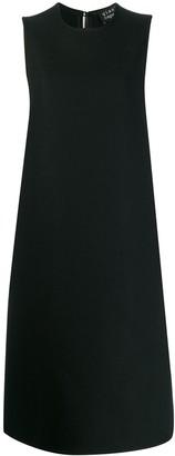 Gianluca Capannolo .open-back shift dress