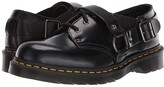 Dr. Martens Fulmar (Black Polished Smooth) Shoes