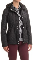 Weatherproof Quilted Anorak Jacket (For Women)