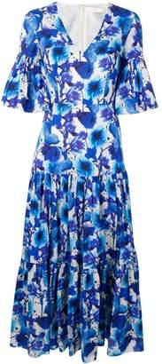 Borgo de Nor Teodora print dress