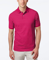 Club Room Men's Performance UV Protection Striped Polo, Only at Macy's