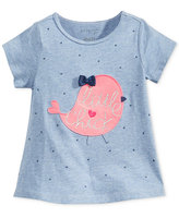 First Impressions Graphic-Print T-Shirt, Baby Girls (0-24 months), Created for Macy's