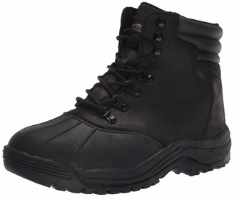 Propet Men's Blizzard Mid Lace Snow Boot