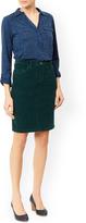 Monsoon Rachel Cord Skirt