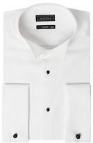 John Lewis Marcella Regular Fit Wing Collar Dress Shirt, White