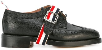 Thom Browne Straped Brogues