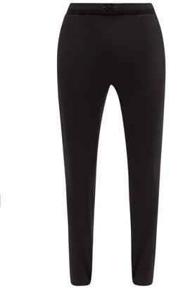 Iffley Road Royston Jersey Track Pants - Mens - Black