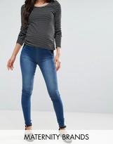 Mama Licious Mama.licious Mamalicious Maternity Skinny Jeans