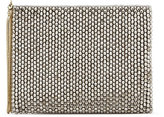 Reiss New Collection Cindy Embellish Beaded Clutch Bag