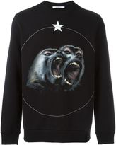 Givenchy Monkey Brothers sweatshirt - men - Cotton - L