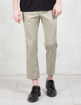Harmony Pietro Slim Cropped Pants