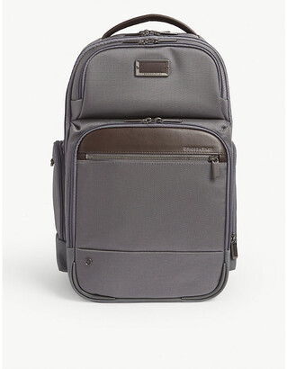 Briggs & Riley @work Cargo medium nylon backpack