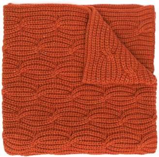 Gentry Portofino chunky knit scarf