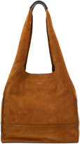 Rag & Bone Tan Suede Walker Shopper Tote