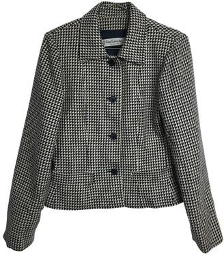 Guy Laroche Multicolour Wool Jacket for Women Vintage