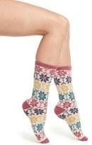 Free People Women's Orian Plush Socks