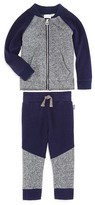 Splendid Infant Boys' Colorblocked French Terry Jacket & Jogger Pants Set - Sizes 3-24 Months