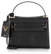 Valentino Women's Black Leather Handbag.
