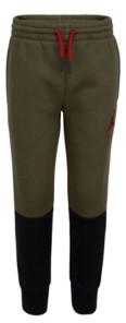 Jordan Toddler Boys Colorblock Fleece Pants