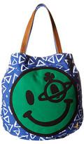 Vivienne Westwood Africa Smiley Shopper