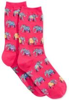 Hot Sox Women's Elephants Socks