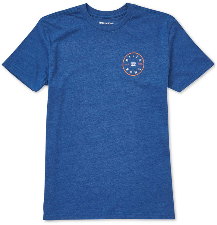 Billabong Toddler Boys Rotor Logo-Print Cotton T-Shirt