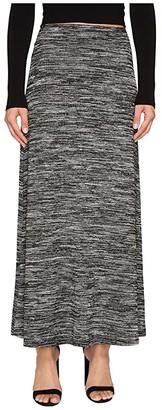 Kensie Drapey Space Dye Maxi Skirt KS8K6S40
