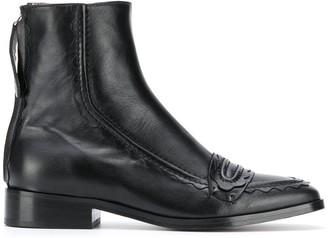 ALEXACHUNG Pilgrim Boots