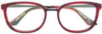 Rob-ert Robert La Roche square framed glasses