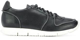 Buttero Pebbled Effect Sneakers