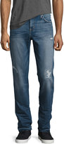 Joe's Jeans The Slim Fit Distressed Jeans, Blue