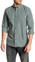 Timberland Plaid Long Sleeve Slim Fit Shirt