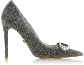 Dune London Belvedere Pointed Toe Court Shoes