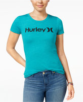 Hurley Juniors' One & Only Logo T-Shirt