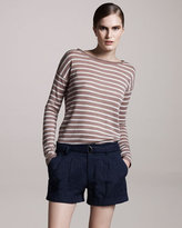 Vince Soft Suiting Shorts