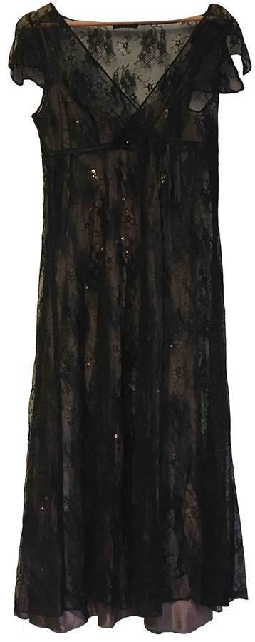 Coast Black Lace Dress for Women